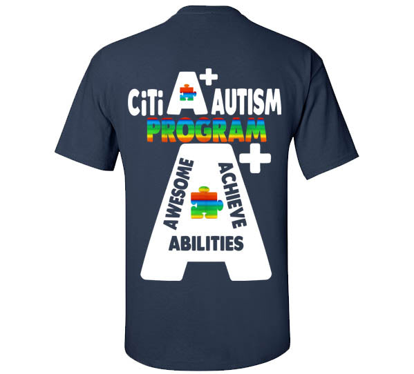 CITI Autism Short Sleeve Logo Shirt
