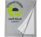 CITI Summer Program Logo Stadium Blanket