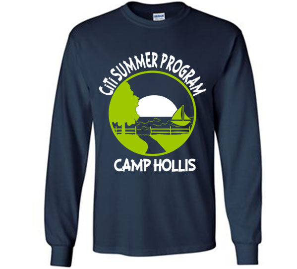 CITI Summer Program Long Sleeve Logo Shirt