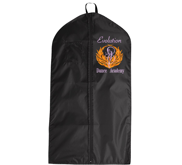 Evolution Dance Academy Garment Bag