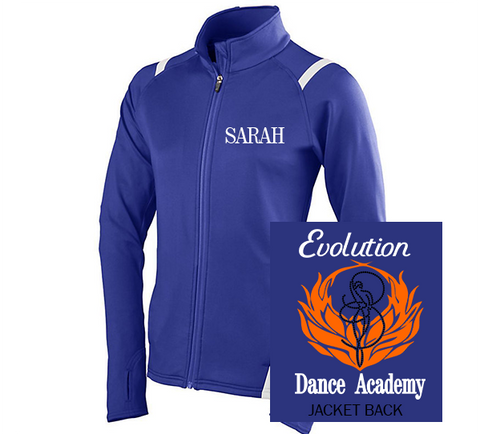 Evolution Dance Academy Team Jacket