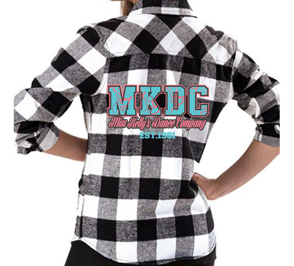 MKDC Flannel Shirt