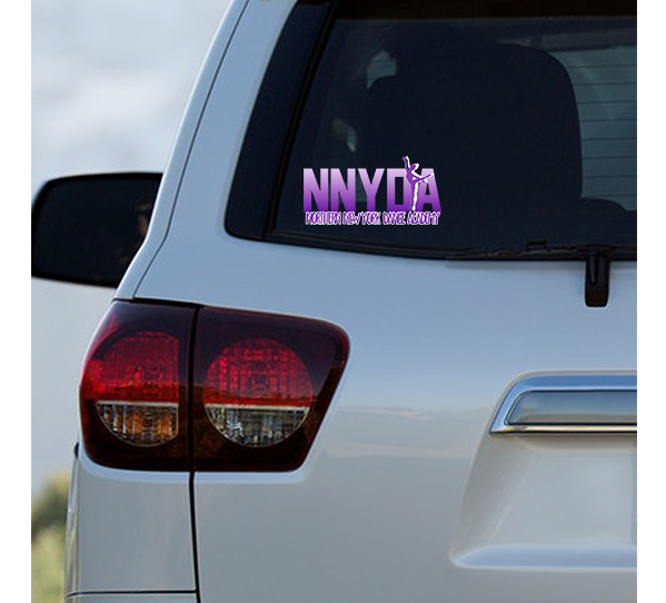 NNYDA Car Decal