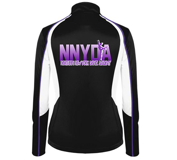NNYDA Team Jacket Back