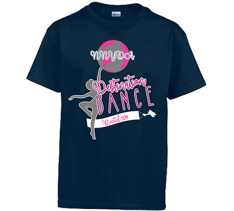 NNYDA Recital Shirt 2019