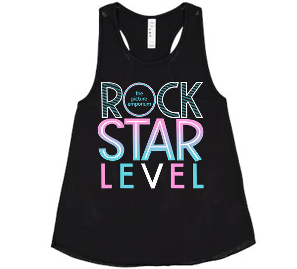 The Picture Emporium Rockstar Tank Top