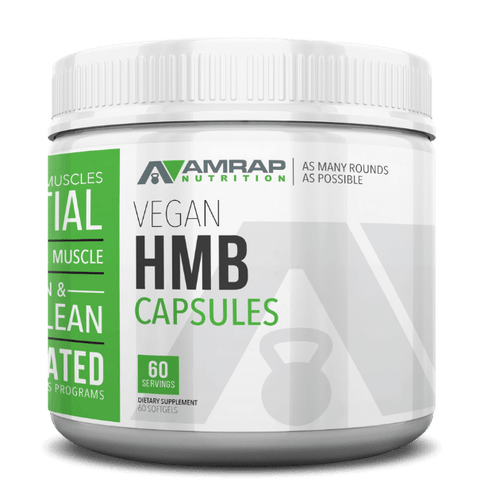 HMB Capsules: Natural Formula To Quickly Increase Strength & Build Muscle.