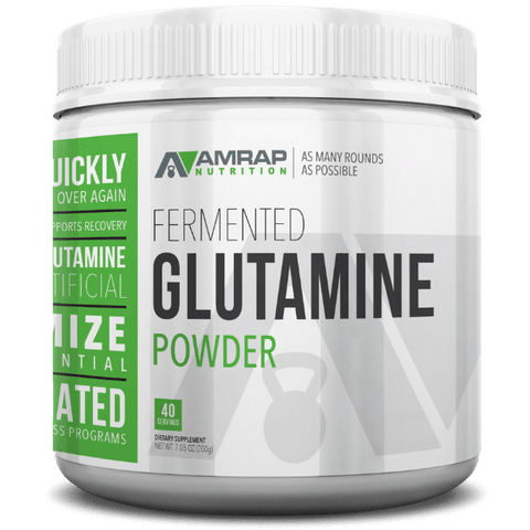 Glutamine: Natural Amino Acid Used To Speed-up Recovery, Improve Sleep & Gut Health.