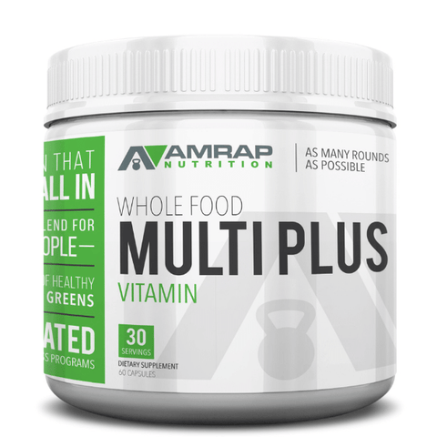 Image of Multi Plus: Natural Formula Used To Nourish Your Mind & Body.