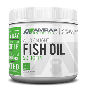 Fish Oil: Omega 3 Rich Oil Used To Speed Recovery & Reduce Inflammation.