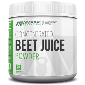 Beet Juice Powder - AMRAP Nutrition