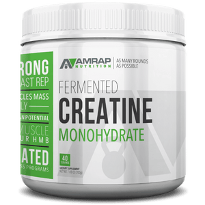 Creatine: Natural Formula To Energize Your Workouts & Increase Muscle Growth.