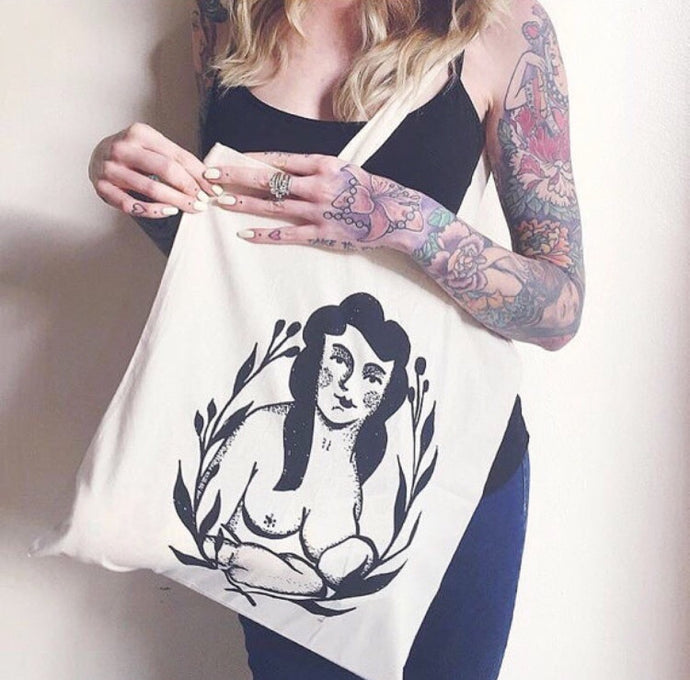 Classic Normalize Breastfeeding Tote