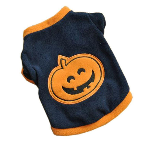 [NEW] Halloween Pumpkin halloween 2017 pet dog clothes chihuahua - Amazing dog clothing small dog clothes for dogs