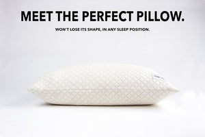 All-In-One Memory Foam Pillow