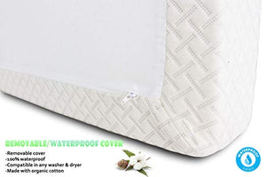 Dual Comfort Crib Mattress For Infants & Toddlers
