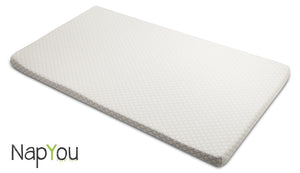 NapYou Crib Mattress Topper