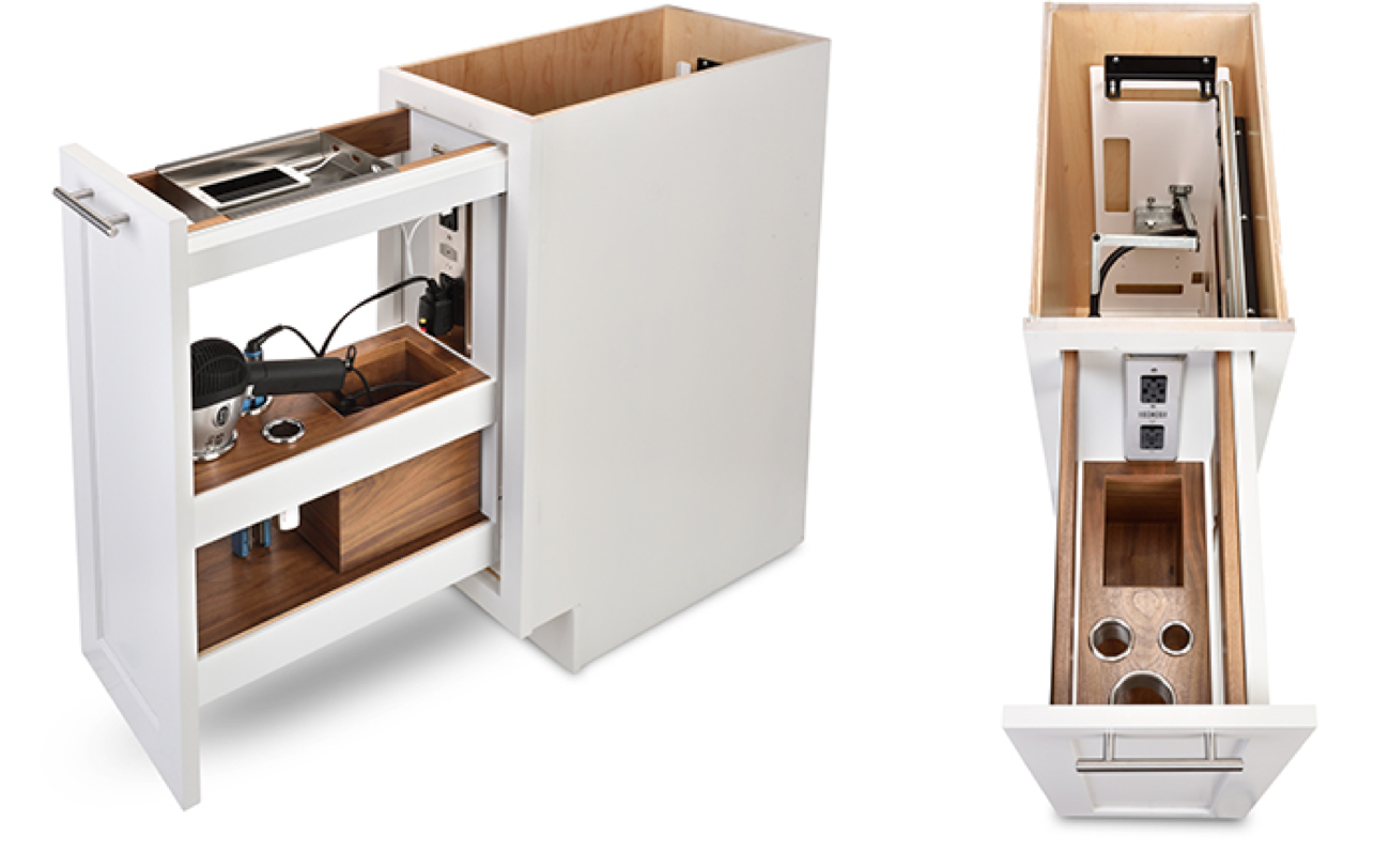 The Style Drawer Vertical Organizer by Docking Drawer is an up-and-coming trend.