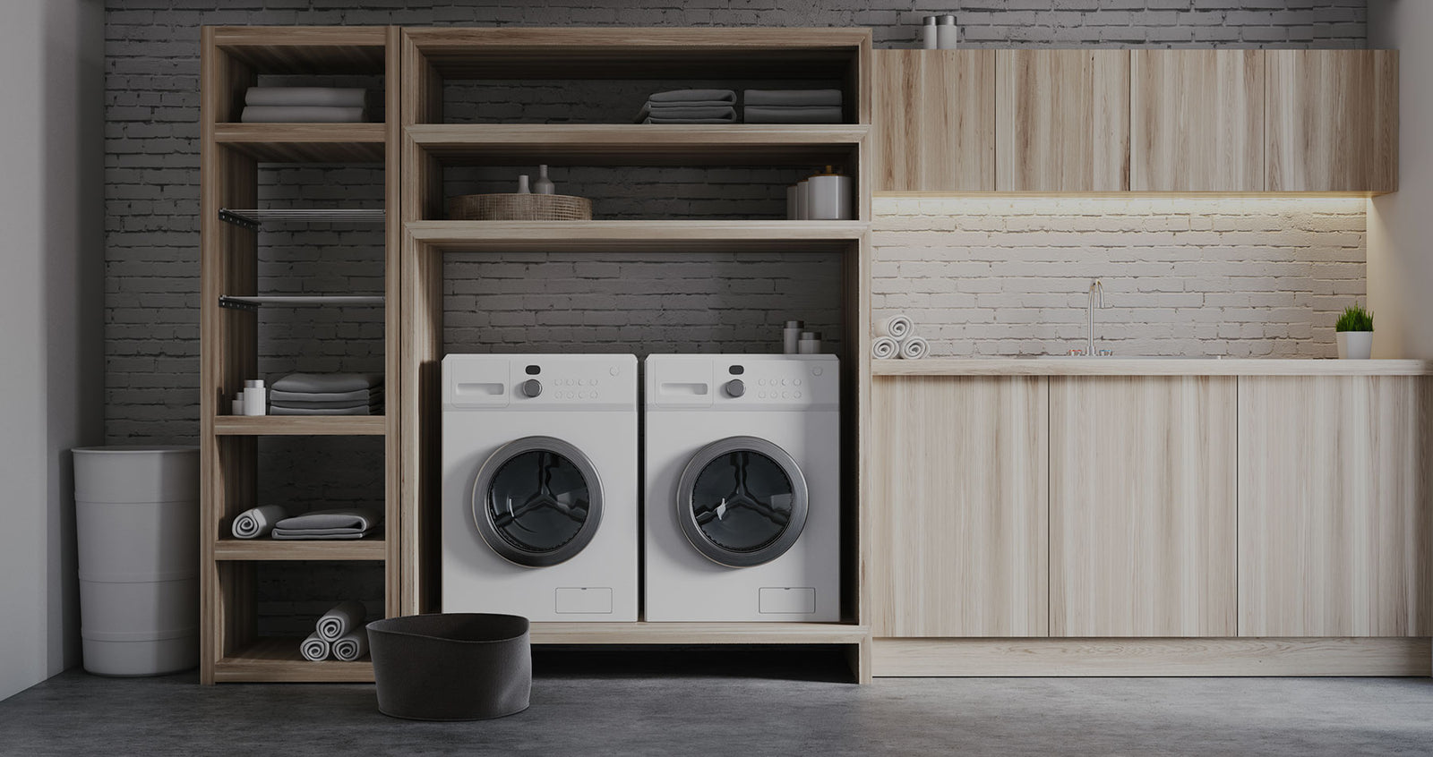 5 Laundry Room Storage Ideas You Ll Wish You D Thought Of Docking Drawer