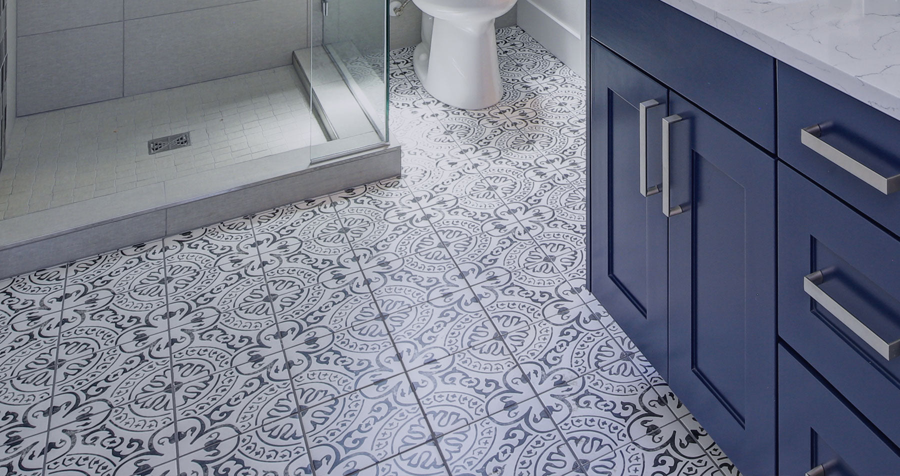 A Perfect Complement to Your Spanish-Style Bathroom