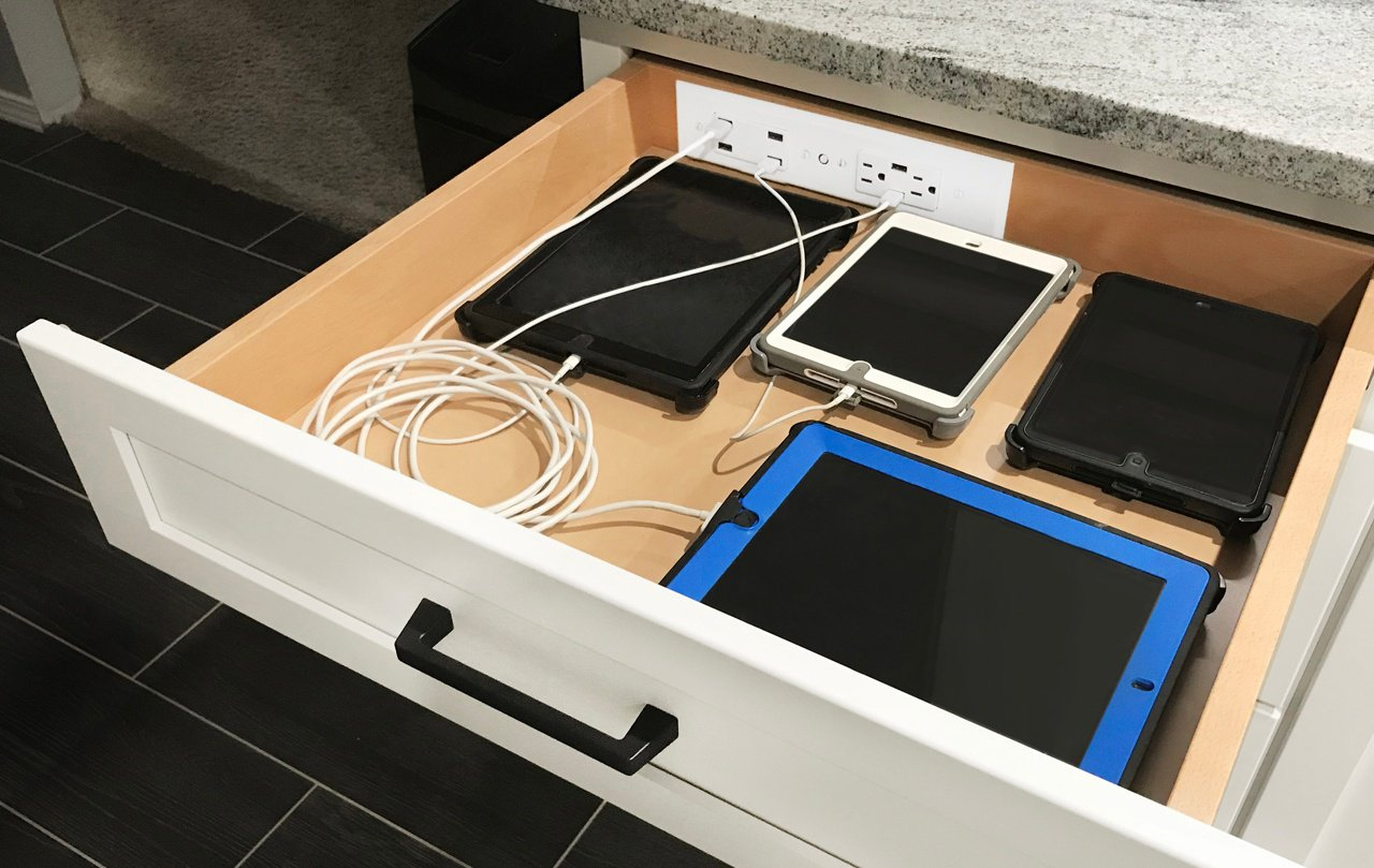 Why A Charging Drawer Is Better Than A Junk Drawer