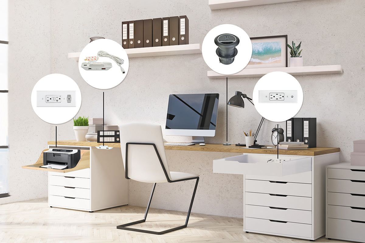 Docking Drawer home office products