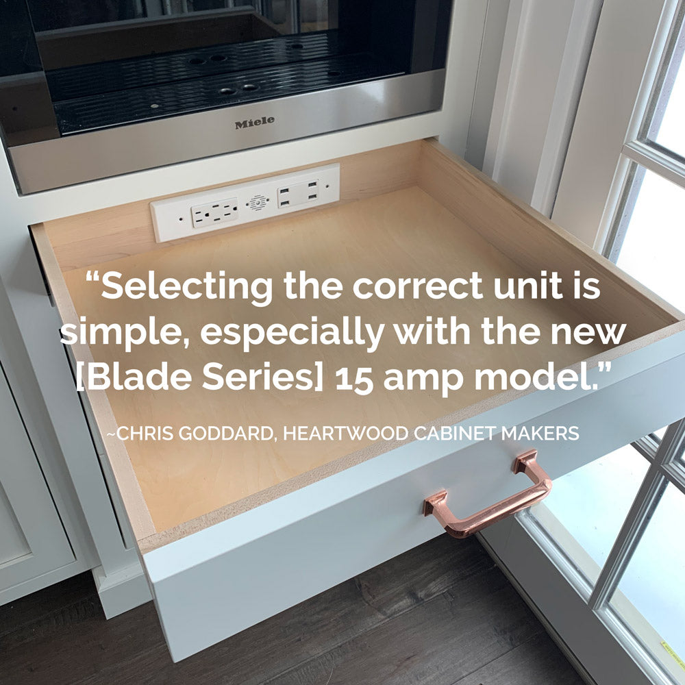 Heartwood Cabinet Makers testimonial