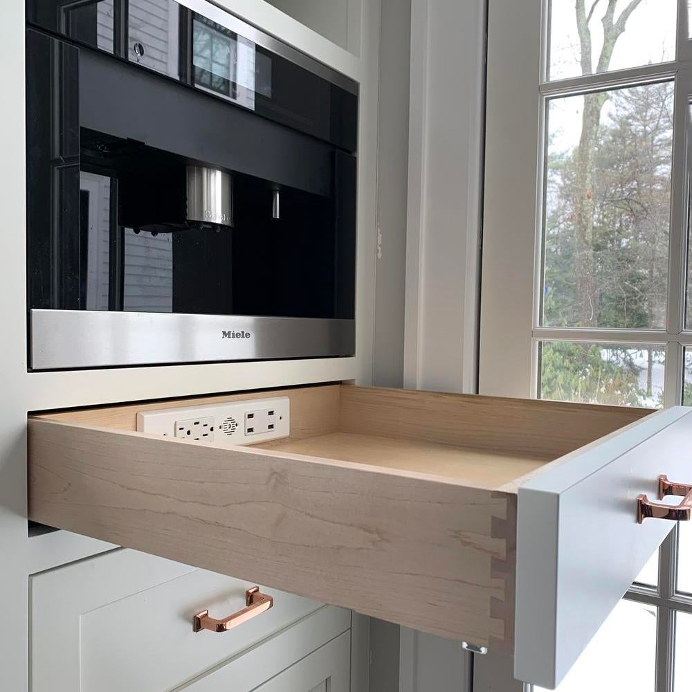 Kitchen Blade Duo in drawer outlet
