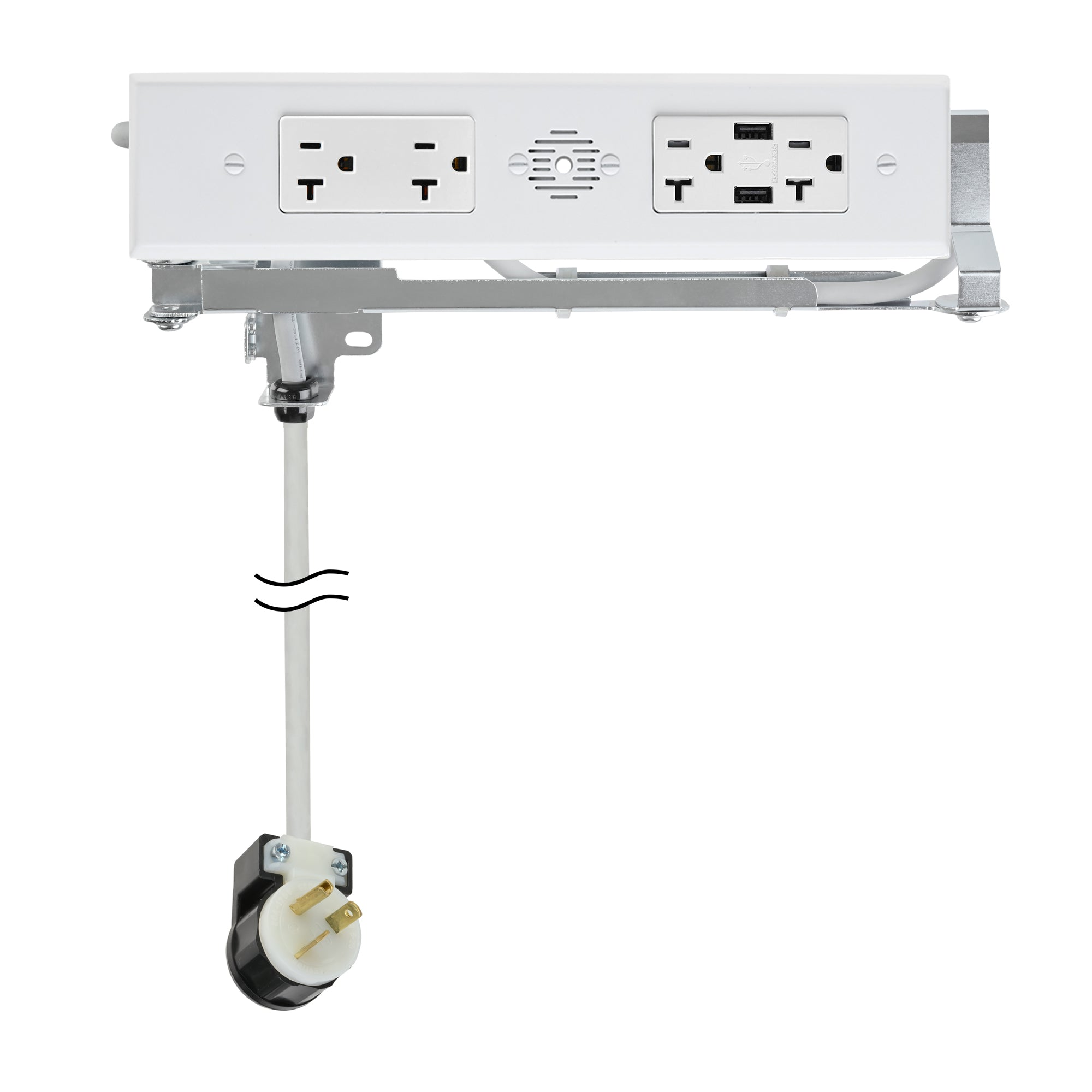 20 amp Blade Duo In Drawer Outlets - Additional Outlet Configurations