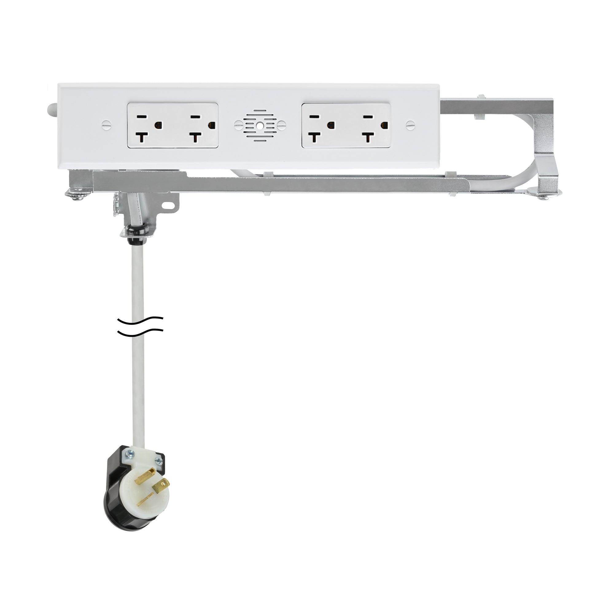 20 amp Blade Series Deep Cabinet Outlets