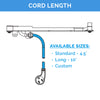 Blade Charging Series - Side Cord Exit and Custom Cord Length Solutions