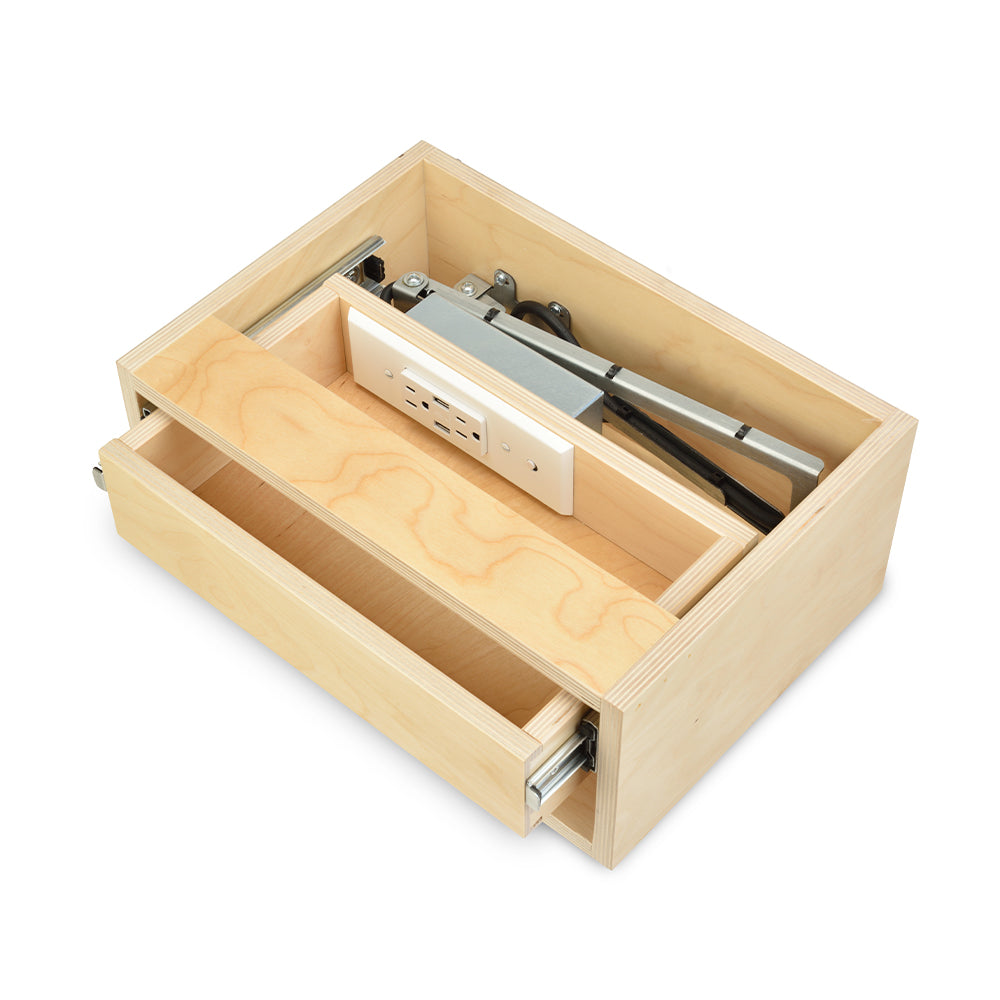 Docking Drawer Demo Drawer