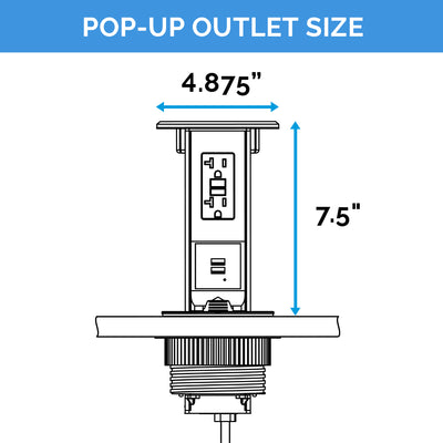 Pop-Up Towers (20 amps)