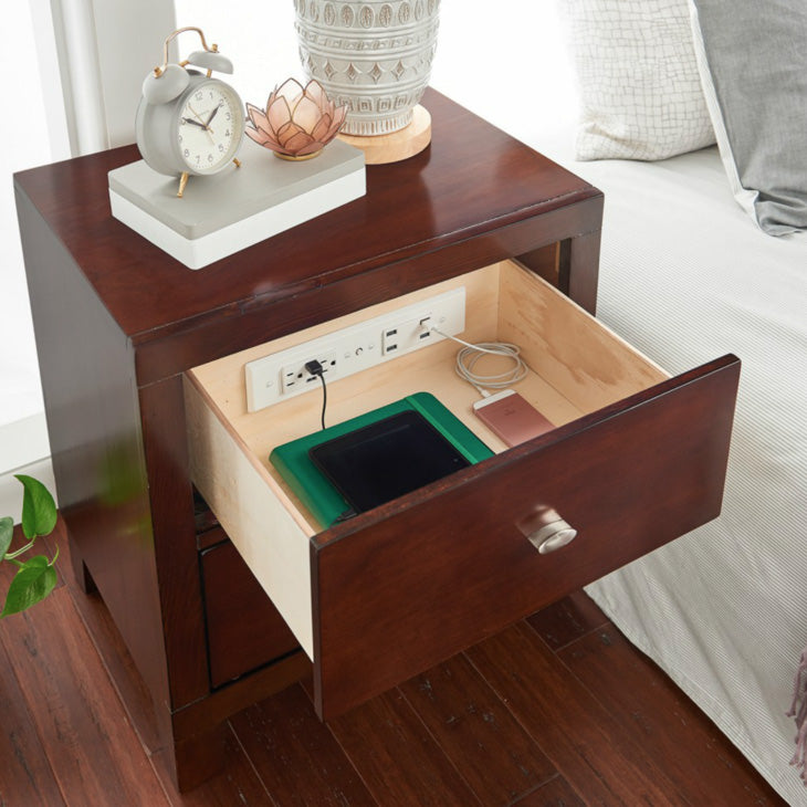 nightstand drawer outlet