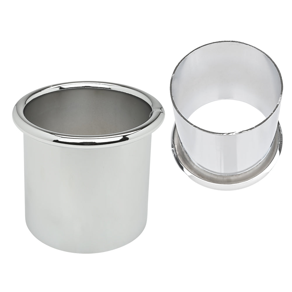 Docking Drawer open bottom canisters
