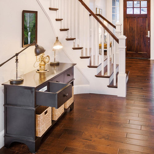 entryway charging station