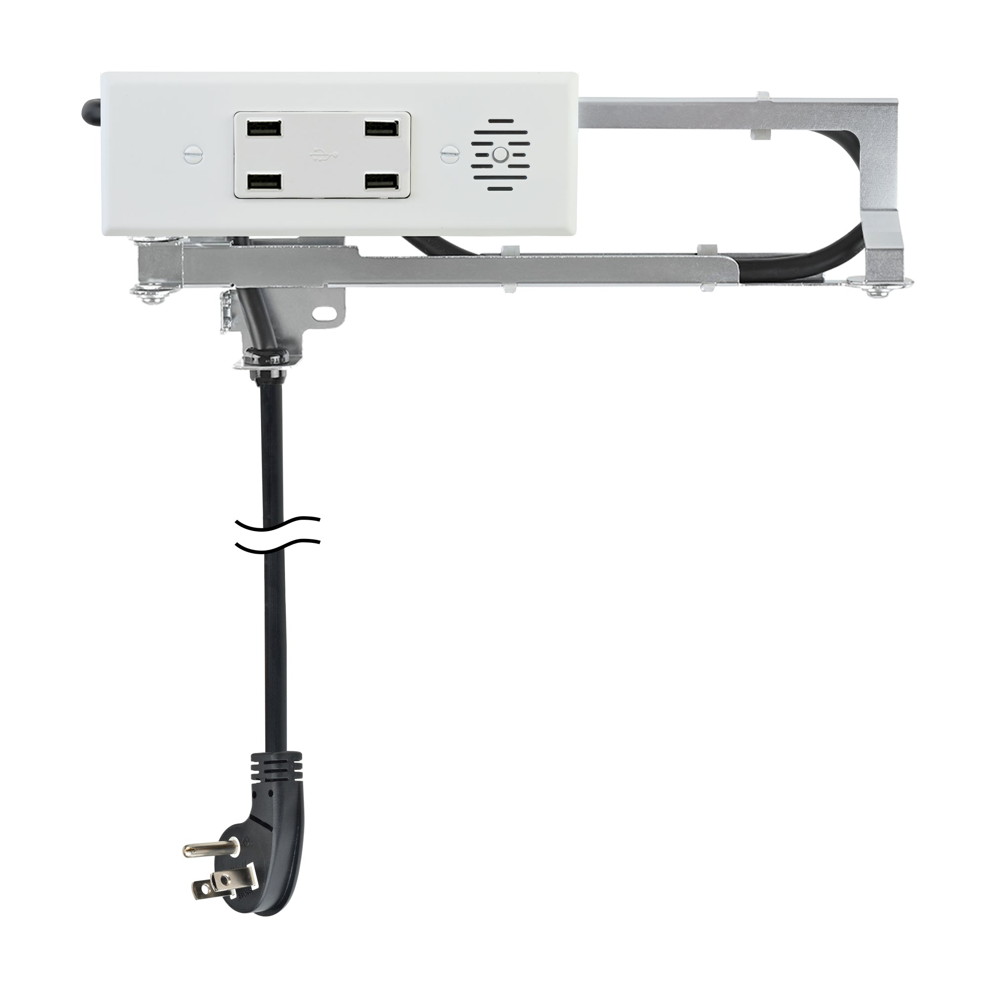 Blade outlet