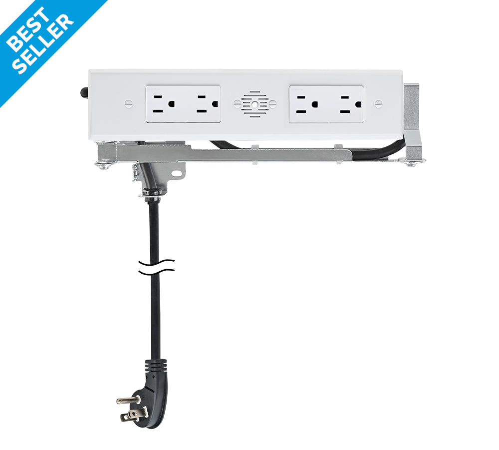 Blade Duo 15 amp outlet