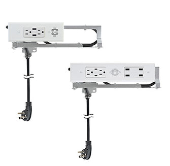 in drawer outlet