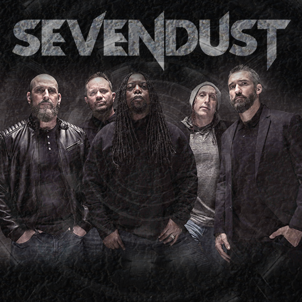 NEW SEVENDUST - EXPERIENCES & STUDIO USED GEAR