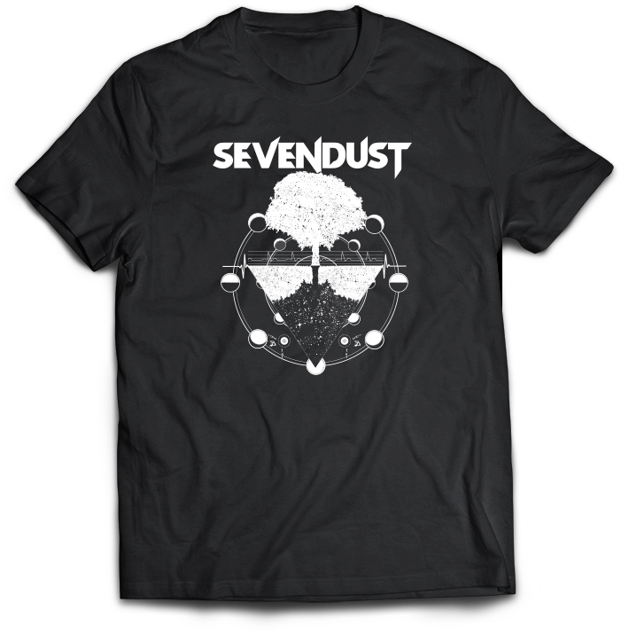 "Sevendust: ""As Below"" Tee (Limited)"