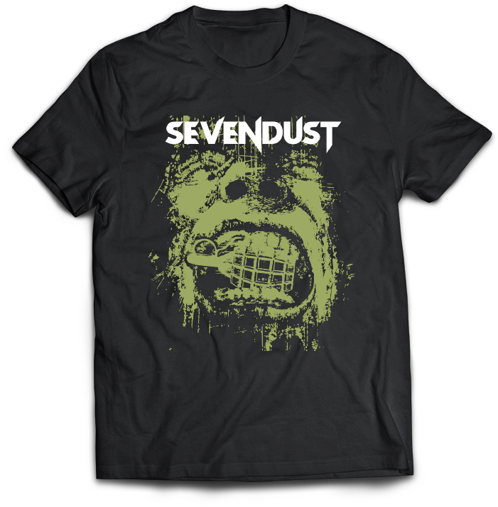 "Sevendust: ""Blowin' Up"" Tee (Limited)"