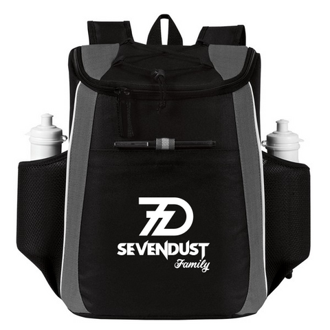 7D FAMILY - BACKPACK COOLER [PRE-ORDER]