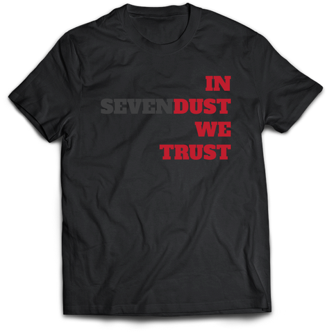 "Sevendust: ""In Dust We Trust"" Tee"