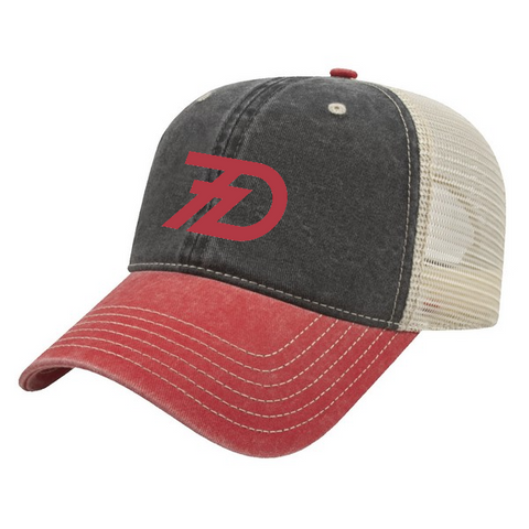 CLASSIC WEATHERED MESH CAP [PRE-ORDER]