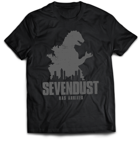 "Sevendust Has Arrived ""Zilla"" Tee"