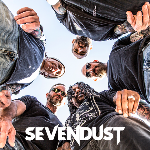 VIP Meet & Greet Experience with Sevendust [SPRING 2019 US TOUR]