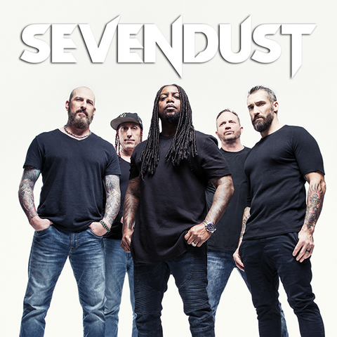 VIP Meet & Greet Experience with Sevendust: US TOUR