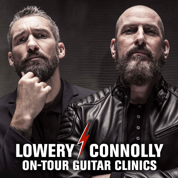 VIP Guitarist Experience with Clint Lowery & John Connolly [SPRING 2019]