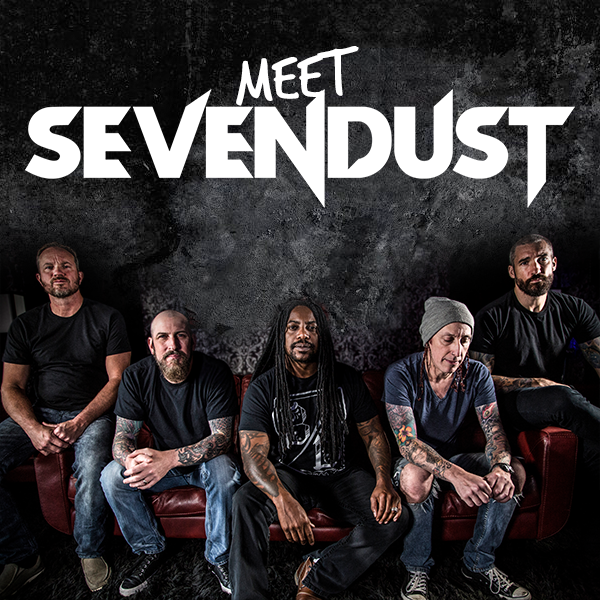 VIP Meet & Greet Experience with Sevendust [Victorious War Tour with Skillet]
